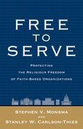 Free to Serve eBook