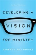 Developing a Vision For Ministry eBook