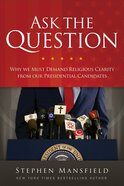 Ask the Question eBook