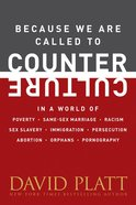 Because We Are Called to Counter Culture eBook