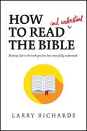 How to Read the Bible (And Understand) eBook