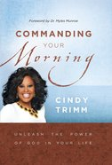 Commanding Your Morning eBook