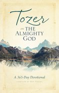 Tozer on the Almighty God Paperback