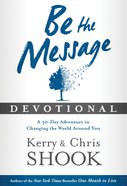 Be the Message Devotional eBook