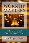 Worship Matters eBook