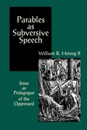 Parables as Subversive Speech eBook