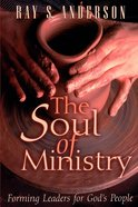 The Soul of Ministry eBook