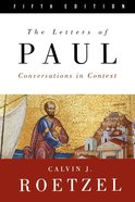 The Letters of Paul, Fifth Edition eBook