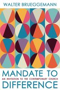 Mandate to Difference eBook