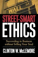 Street-Smart Ethics eBook