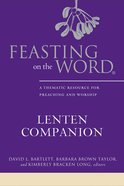 Feasting on the Word Lenten Companion eBook