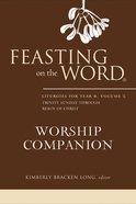 Feasting on the Word Worship Companion eBook
