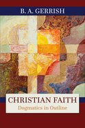 Christian Faith eBook