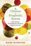 A Chorus of Prophetic Voices eBook