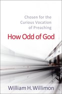 How Odd of God eBook