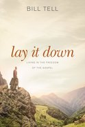 Lay It Down Paperback
