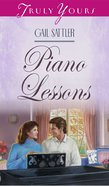 Piano Lessons (#306 in Heartsong Series)