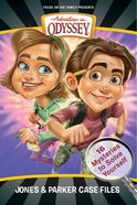Jones & Parker Case Files (Adventures In Odyssey Flashbacks Series) eBook