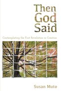 Then God Said Paperback