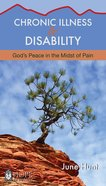 Chronic Illness and Disability (Hope For The Heart Series) eBook