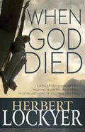When God Died Paperback