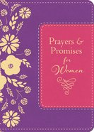 Prayers and Promises For Women (Kjv) Paperback