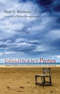 Dissonant Pieties eBook