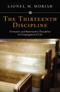 The Thirteenth Discipline eBook