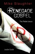 Renegade Gospel (Leader Guide) eBook
