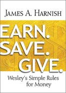 Earn. Save. Give. eBook