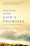 Praying Over God's Promises eBook