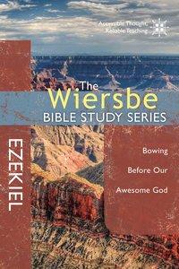 Ezekiel (Wiersbe Bible Study Series)