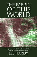 Fabric of This World Paperback