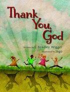 Thank You, God Hardback