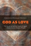 God as Love Paperback