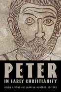Peter in Early Christianity Paperback