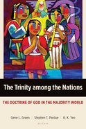 The Trinity Among the Nations Paperback