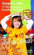 Fall a 2020 Grades 3 & 4 Kid Talk Cards (5 Pack For 5 Kids) (Gospel Light Living Word Series) Paperback