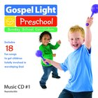Gllw Preschool Music #01 (#1 in Gospel Light Living Word Series) CD
