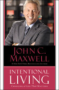 Intentional Living Hardback