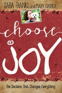 Choose Joy Hardback