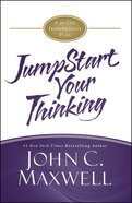 Jumpstart Your Thinking Hardback