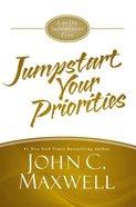 Jumpstart Your Priorities: A 90-Day Improvement Plan