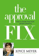 The Approval Fix (Unabridged, 3 Cds)