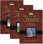 The Treasury of David (3 Vol Set) Hardback