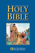 NRSV Children's Bible Hardback