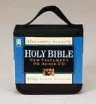 KJV Scourby New Testament on Audio CD CD