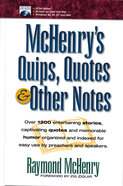 Mchenry's Quips, Quotes and Other Notes Hardback
