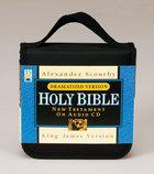 KJV Dramatized New Testament on Audio CD CD