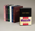 KJV Gift and Award Bible Black (Red Letter Edition) Imitation Leather